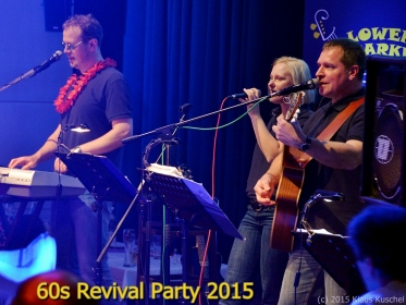 60s Revival Party, Weiden 2015